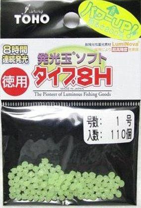 TOHO 発光玉ソフト タイプ8H 徳用 グリーン