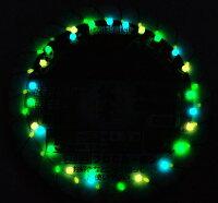 拙者競技モデル50本連結仕掛夜光3色塗り3色発光玉付きbyがまかつ