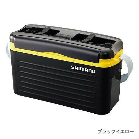 【送料無料】シマノ オトリ缶R OC-012K ブラックイエロー
