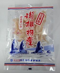 だるまいかソフト足(120g入) イカ 烏賊 ゲソ 北海道 日本海産 するめいか 真いか 珍味 おつまみ 干物
