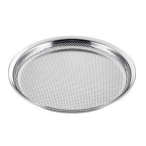 18-8 HACCPパンチングそばざる 24cm [ 外径:260 x 深さ:18mm ] [ 調理器具 ] | 厨房用品 飲食店 キッチン 料理道具 業務用