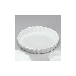 洋陶単品 白丸7吋パイ皿 [18 x 2.8cm] | パイ 製菓 スフレ グラタン 人気 おすすめ 食器 洋食器 業務用 飲食店 カフェ うつわ 器 おしゃれ かわいい ギフト プレゼント 引き出物 誕生日 贈り物 贈