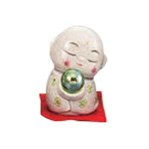 開運風水ミニお地蔵様(緑色) [ 4.5cm ] 【 縁起の福飾り 】 | 置物 陶磁器 お祝い プレゼント