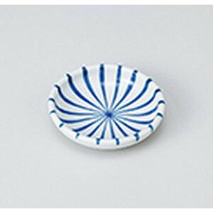 小皿 十草2.5皿 [ 7.5 x 2cm ]   小皿 取り皿 人気 おすすめ 食器 業務用 飲食店 小さいお皿 カフェ うつわ 器 おしゃれ かわいい ギフト プレゼント 引き出物 誕生日 贈り物 贈答品 SNS 便利 内祝
