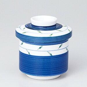 蒸碗 花つなぎむし碗 [ 6.7 x 8cm ・ 150cc ] | 茶碗蒸し ちゃわんむし 蒸し器 寿司屋 碗 むし碗 食器 業務用 飲食店 おしゃれ かわいい ギフト プレゼント 引き出物 誕生日 贈り物 贈答品