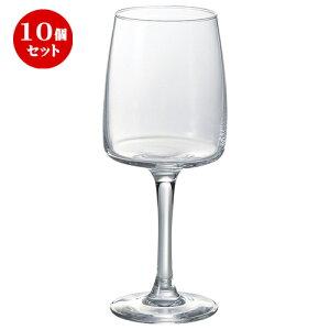 10個セット ☆ ワイングラス ☆ アルコロック アクシオム ワイングラス 350cc [ D 6.4 x w 7.7 x H 19.3cm ] | グラス ガラス ワイン お酒 酒器 人気 おすすめ 食器 洋食器 業務用 飲食店 カフェ うつわ