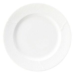 ☆ 変形皿 ☆ グラヴェール エトフ 27cm リムプレート リムビスク [ D 27.3 x H 2.9cm ]   変形 皿 取り皿 お皿 プレート 人気 おすすめ 食器 洋食器 業務用 飲食店 カフェ うつわ 器 おしゃれ かわい