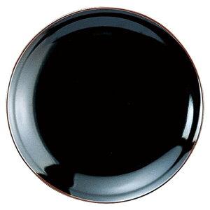 うるし天目 尺.0皿 [D31.1 X H4.3cm]   大皿 プレート パーティ 人気 おすすめ 食器 洋食器 業務用 飲食店 カフェ うつわ 器 おしゃれ かわいい ギフト プレゼント 引き出物 誕生日 贈り物 贈答品 自