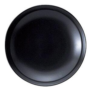 黒水晶 7.0皿 [D20.9 x H3.3cm]| 中皿 サラダ パスタ 取り皿 プレート 人気 おすすめ 食器 洋食器 業務用 飲食店 カフェ うつわ 器 おしゃれ かわいい ギフト プレゼント 引き出物 誕生日 贈り物 贈
