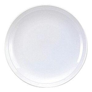 白中華 尺.1皿 [D34.4 X H4.5cm]   大皿 プレート パーティ 人気 おすすめ 食器 洋食器 業務用 飲食店 カフェ うつわ 器 おしゃれ かわいい ギフト プレゼント 引き出物 誕生日 贈り物 贈答品 自宅用