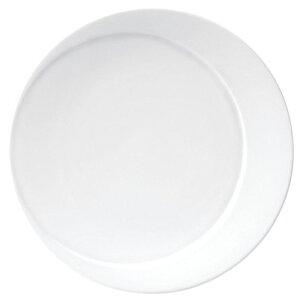 ムーン 27cmディナー [D27.2 X H2.7cm]   大皿 プレート パーティ 人気 おすすめ 食器 洋食器 業務用 飲食店 カフェ うつわ 器 おしゃれ かわいい ギフト プレゼント 引き出物 誕生日 贈り物 贈答品