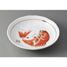 和皿(16〜12cm) 魚シリーズ4寸皿 タイ [D14 x 2.5cm] | 中皿 デザート皿 取り皿 人気 おすすめ 食器 業務用 飲食店 カフェ うつわ 器 おしゃれ かわいい ギフト プレゼント 引き出物 誕生日 贈り物 贈答品