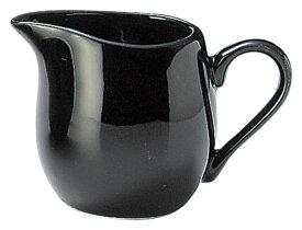 ピッチャー/スフレ グランテ クリーマー(Black) [9.1 x 5.7 x 6.2cm・95cc] 【料亭 旅館 和食器 飲食店 業務用】