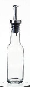 ガラス製品 ボトル 150 [D2.5 x 22.5(最大径4.7)150cc] (40)日本 【料亭 旅館 和食器 飲食店 業務用】