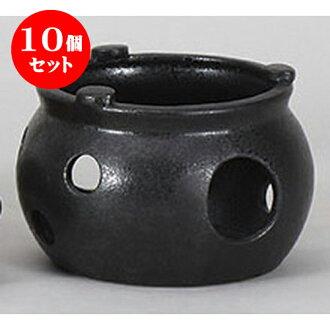 10개 세트란병서가 콘로&치대[12.5 x 8.5 cm]요정 여관 일식 그릇 음식점 업무용