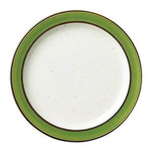 マンゴ(ストーン)7吋ケーキ皿 [ 18.4cm ]  中皿 サラダ パスタ 取り皿 プレート 人気 おすすめ 食器 洋食器 業務用 飲食店 カフェ うつわ 器 おしゃれ かわいい ギフト プレゼント 引き出物 誕生