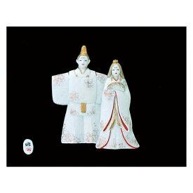 雛人形 ひな和紙壁掛 [28.5 x 22cm] 【化粧箱】 | ひな人形 雛祭 ひな祭り 昭峰作 陶器 置き物 お雛様 節句 おひな様 お内裏様 かわいい おしゃれ 玄関飾り プレゼント ギフト 出産祝い 結婚祝い 縁起物 引き出物