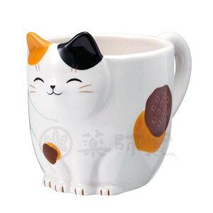 マグカップ 猫びよりマグカップ(みけ) [高さ 9.5cm] 陶器   マグ マグカップ コーヒー 紅茶 ティー 人気 おすすめ 食器 洋食器 業務用 飲食店 カフェ うつわ 器 おしゃれ かわいい ギフト プレ