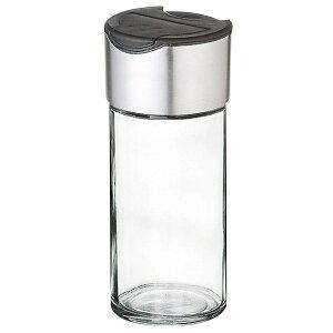 スパイスボトル ブラック [ Φ47 x H110mm 95ml ] 塩入れ | 塩入 しお ソルト solt カスター 卓上 調味料 おすすめ 人気 食器 業務用 飲食店 カフェ うつわ 器 おしゃれ かわいい お洒落 可愛い ギフト