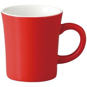 まぐまぐ あか [ Φ85(M115) x H94mm 280ml ] | マグ マグカップ コーヒー 紅茶 ティー 人気 おすすめ 食器 洋食器 業務用 飲食店 カフェ うつわ 器 おしゃれ かわいい ギフト プレゼント 引き出物 誕生