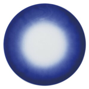藍彩27cmプレート [ 27 x 2.3cm 756g ]   大皿 プレート パーティ 人気 おすすめ 食器 洋食器 業務用 飲食店 カフェ うつわ 器 おしゃれ かわいい ギフト プレゼント 引き出物 誕生日 贈り物 贈答品