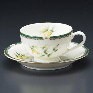 コーヒー NBハーブ紅茶碗皿 [ 9.2 x 5.5cm 200cc ・ 14.2 x 2.2cm ] 【料亭 旅館 和食器 飲食店 業務用】