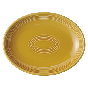 洋陶オープン オードリー WH&AM 26cmプラター AM [ 26 x 20 x 3.5cm ] | 楕円 皿 形プラター 丸 パスタ 人気 おすすめ 食器 洋食器 業務用 飲食店 カフェ うつわ 器 おしゃれ かわいい ギフト プレゼント