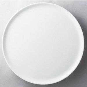 ☆ ビュッフェ ☆ 12吋丸ケーキプレート [ 315 x 17mm ] 【レストラン ホテル 飲食店 洋食器 業務用 】