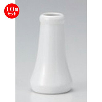 Ten set ☆ funerals and festivals tool ☆ white 3.0 榊立 [66 g of 5.2 x 9.2cm]