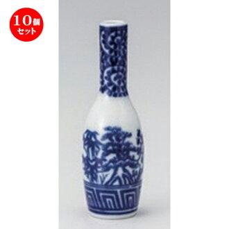 Ten set ☆ funerals and festivals tool ☆ copperplate 4.0 regular sacred sake [62 g of 11cm]