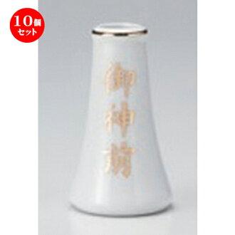 Ten set ☆ funerals and festivals tool ☆ God former 3.5 榊立 [88 g of 6 x 10.5cm]