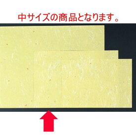 和紙マット 金銀雲流紙グリーン(100枚単位)(中) [39 x 26cm] 紙 (7-158-4) 【料亭 旅館 和食器 飲食店 業務用】