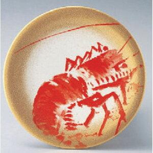 回転ずし 寿司皿ゴールドぼかしエビ 洗浄機可 [15φ x 2.1cm] 耐熱ABS樹脂 食洗機可 (7-485-6) | すし 寿司 sushi 寿司桶 出前 パーティ おすすめ 人気 食器 業務用 飲食店 カフェ うつわ 器 おしゃれ か