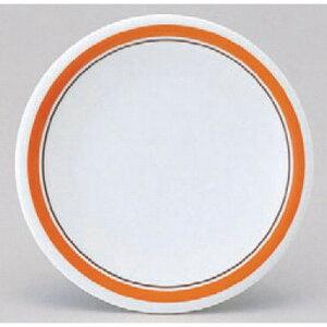 回転ずし 寿司皿 オレンジ [15φ x 2.1cm] 熱硬化性樹脂 (7-487-7) | すし 寿司 sushi 寿司桶 出前 パーティ おすすめ 人気 食器 業務用 飲食店 カフェ うつわ 器 おしゃれ かわいい お洒落 ギフト プレ