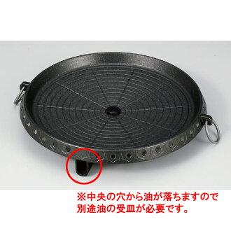 석소과멀티 로스터환[36.5 x 35.7 x 5.5 cm] (7-924-5) 요정 여관 일식 그릇 음식점 업무용