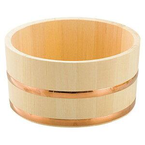 檜・湯桶 [ 約Φ22.5 x H11.5cm ] 【 浴場用品 】 | 温泉 銭湯 ホテル 旅館 木製 お風呂 入浴