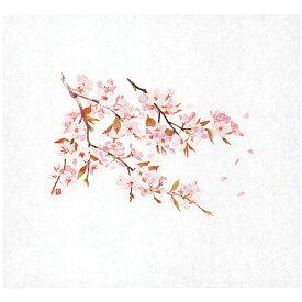 遠赤保鮮紙 (大) 100枚入 桜(3月〜4月) [ 約18 x 19.5cm ] 【 保鮮紙 】 | 和食 料亭 旅館 懐石 ホテル 飲食店 業務用
