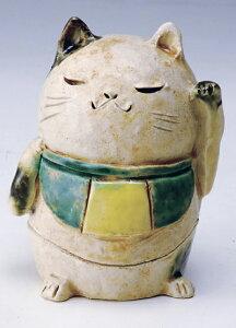 白萩 招き猫(人)香炉贈り物ギフト プレゼント プチギフト お線香立て 販売 御香 お香 香炉 アロマ 癒しグッズ 内祝い 快気祝い 引越し祝い 新築祝い