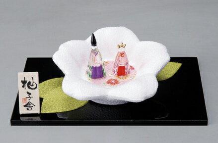 ガラス 桜飾 雛 出産祝 陶器 桃の節句 雛祭 内祝 誕生日 お雛様 お雛さま おひな様 雛人形 ひな人形