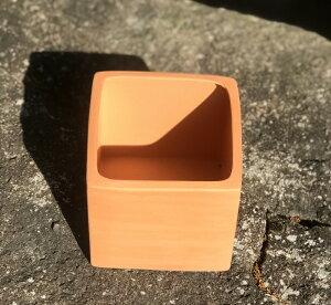 素焼きブロック テラコッタ おしゃれ 植木鉢