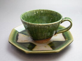 【不動窯 碗皿】カップ&ソーサー