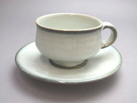 【益子焼】コーヒー碗皿