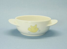 【波佐見焼】 【白山陶器】 【子供食器】チャイルド・ウェア森の詩 手付きボール