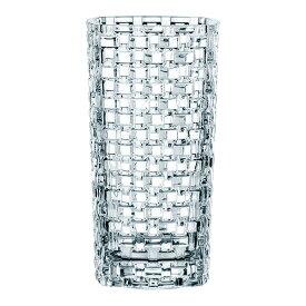 Nachtmann(ナハトマン)ボサノバ 28cmオーバルベース【ガラス/フラワーベース/花瓶】