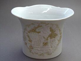 kaiser Porzellan(カイザーポーセレン)王様と私 フラワーベース【陶器/フラワーベース/花瓶】