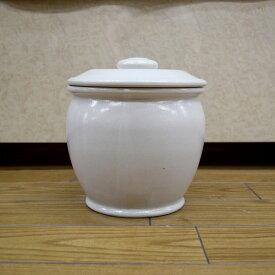 美濃・弥満丈製陶甕(かめ)5号(容量1,120cc)