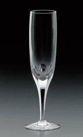 【クーポン!10%オフ】+【送料無料】カガミクリスタル「ロイヤルライン フルートシャンパングラス」品番 - K816-72(化粧箱入・口径47mmx高さ210mm・180cc)各務クリスタル【江戸切子 ロックグラス】江戸切子 ロック グラス【ウィスキー グラス】ウィスキー グラス