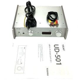 【中古】TEAC Reference 501 USBオーディオデュアルモノーラルD/Aコンバーター UD-501