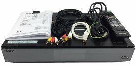 【中古】SONY 1TB 2チューナー ブルーレイレコーダー BDZ-AX1000