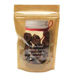 【メール便対応】季節限定・修道院の味 無農薬ワッフルクッキー ぷちしょこら100g×3袋 ※ココアにカフェイン含有